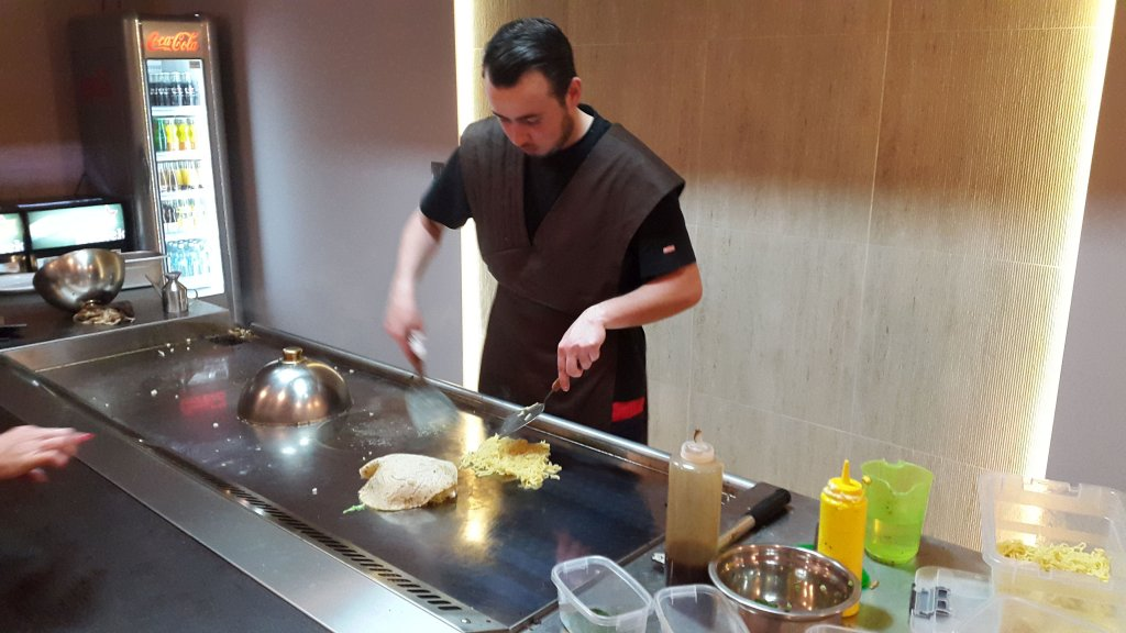 Okonomiyaki YO 1