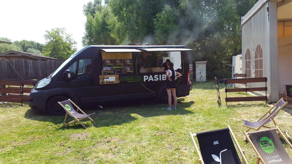 Silesia Street Food Fest 3 - Pasibus
