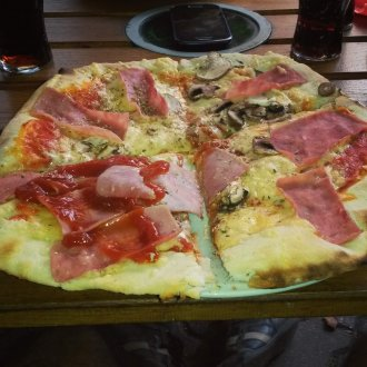 02 - Pizza królewska