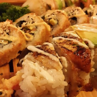 10 - Sushi