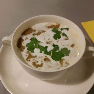 01 - Zupa z czerwonej soczewicy