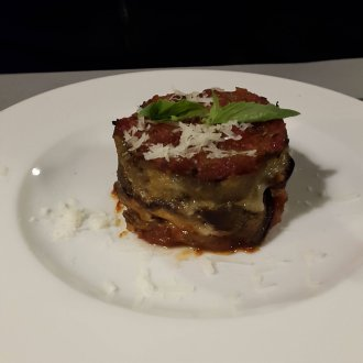 02 - Zapiekany bakłażan z pecorino
