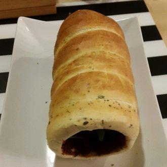 Fabryka Kurtosza - Pasta z suszonych pomidorów i rukolą
