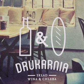 Drukarnia - Cover