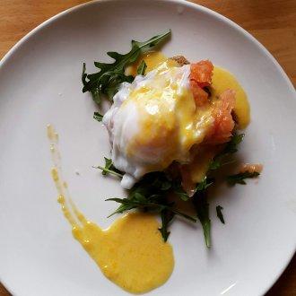 Drukarnia - Egg Benedict