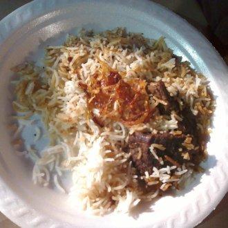 Zayka - Mutton Biryani