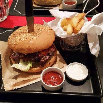 GrillPub - Burger Zboczek
