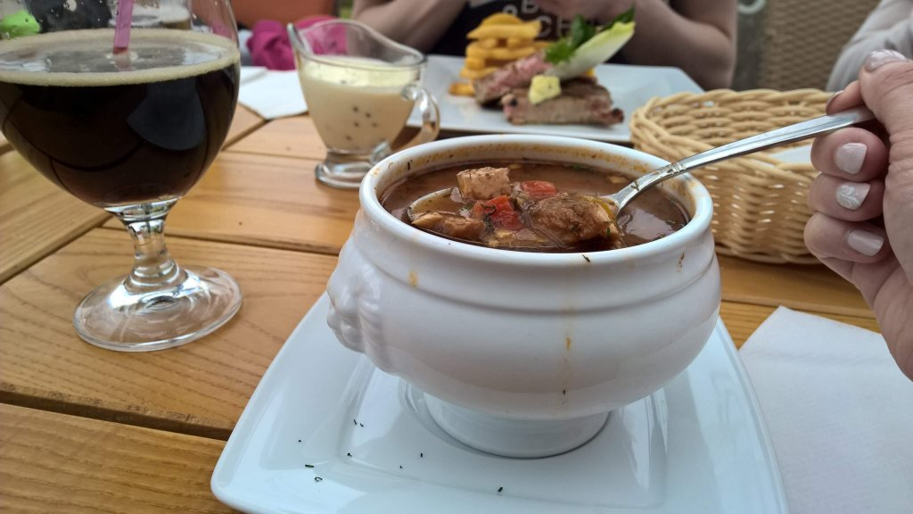 Zupa rybna - Restauracja Rafa