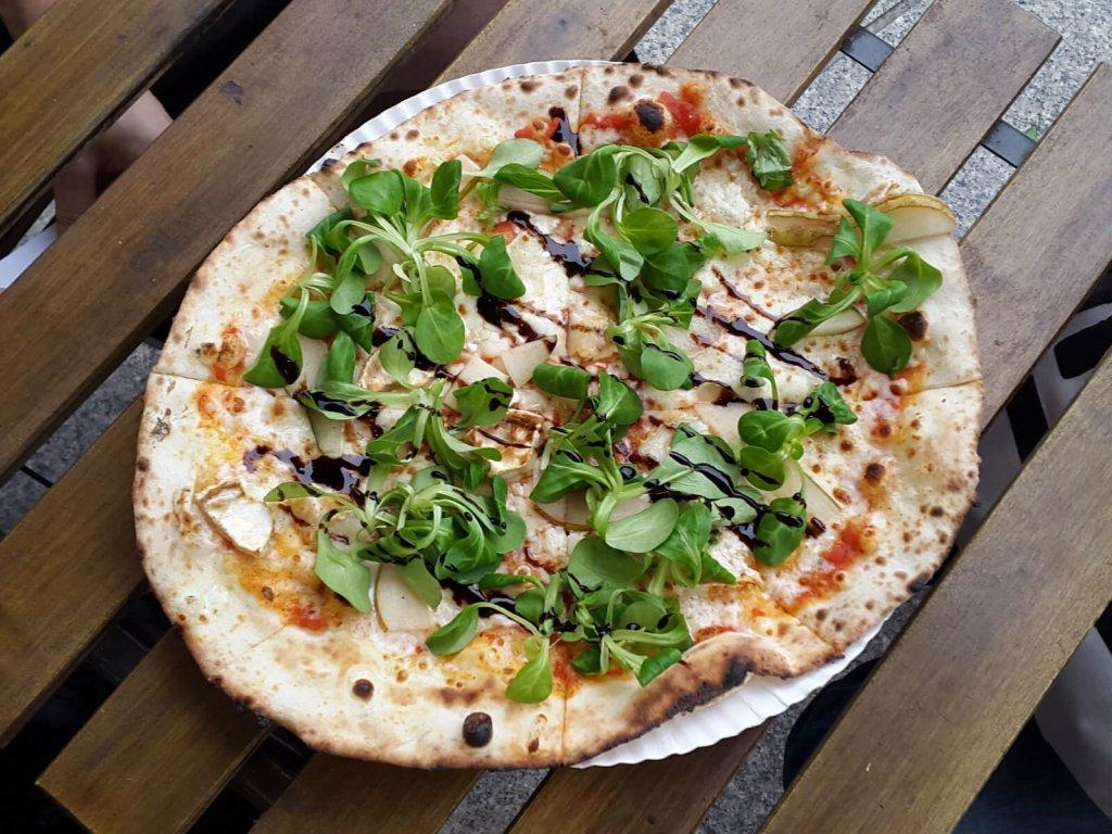 Rynek Smaków - Pizza Truck