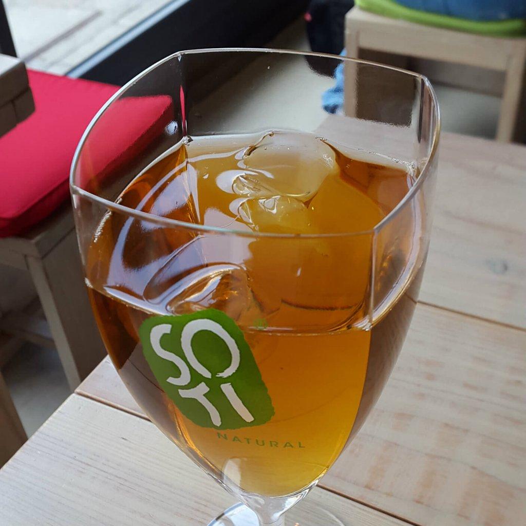 Uki Uki - Zielona Herbata na zimno