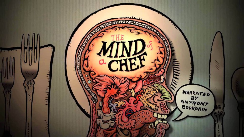 Netflix - Mind of a Chef