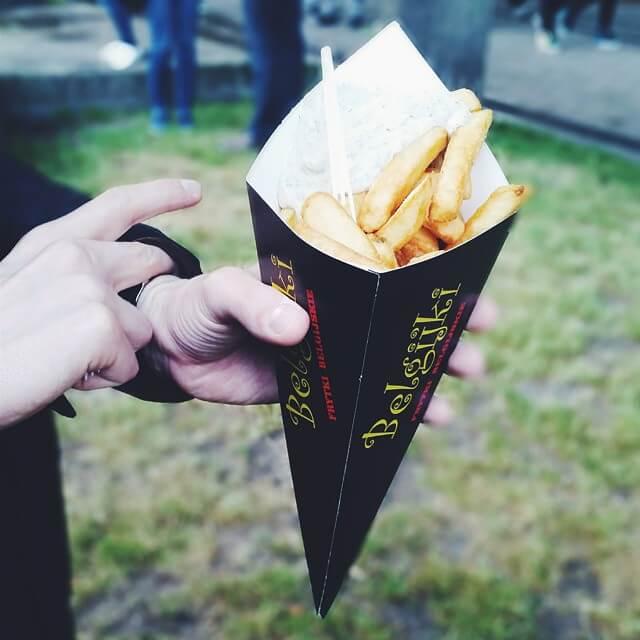 Zdjęcie dzięki uprzejmości foodtrucka Belgijki