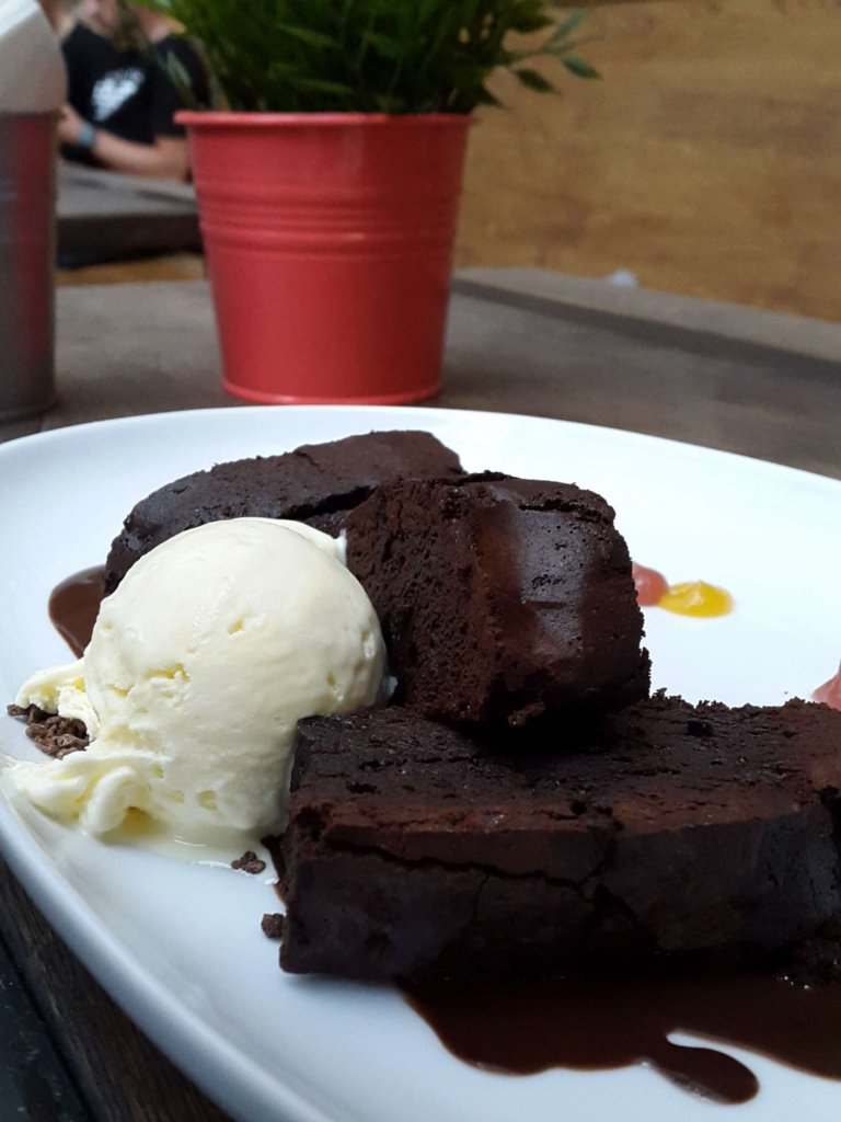 Cooler Food - Brownie