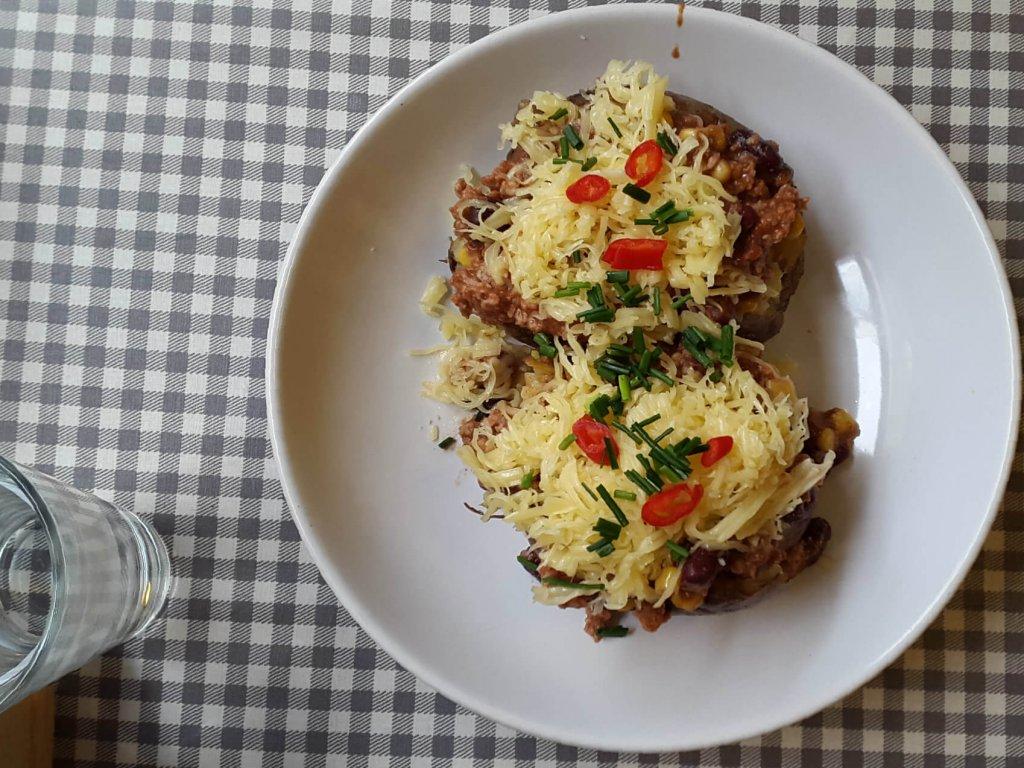 Kartofelnik - Chilli con carne