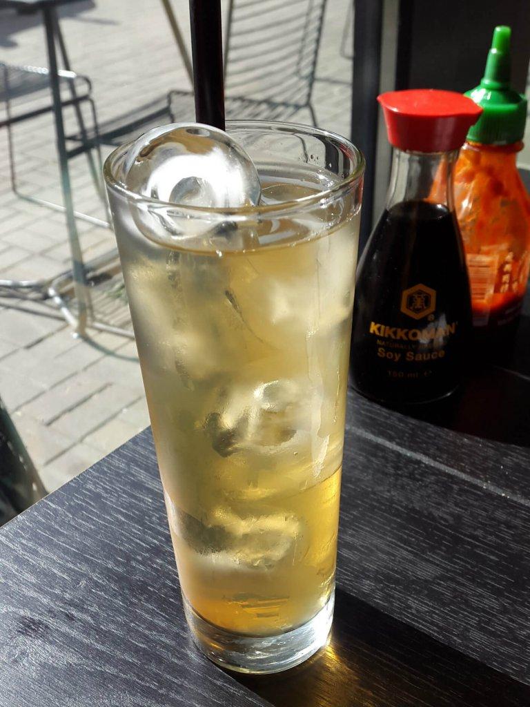 Omami - Herbata ryżowa na zimno