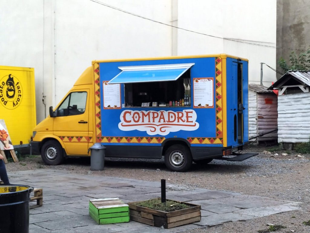 Compadre Food Truck