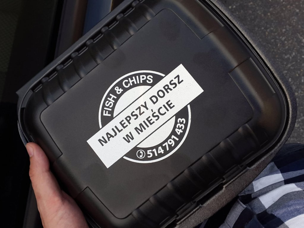 Fish&Chips - Dowóz