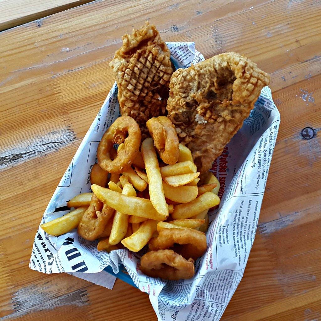 Fish&Chips - Zestaw 2