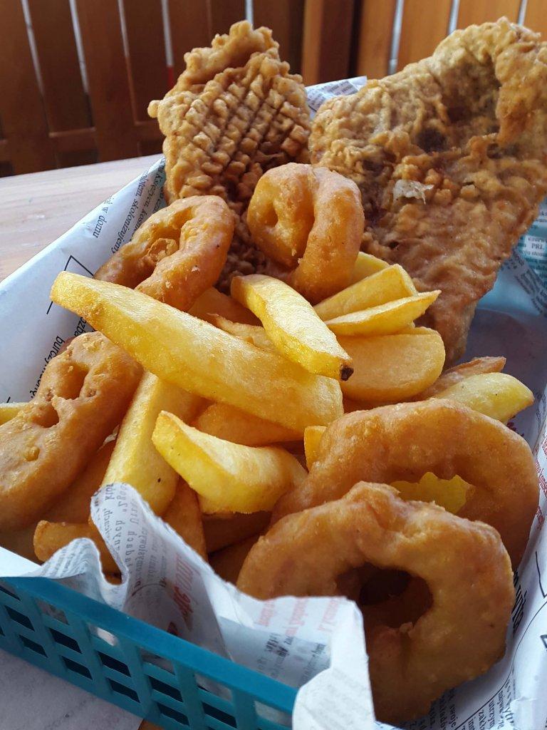 Fish&Chips - Zestaw 3
