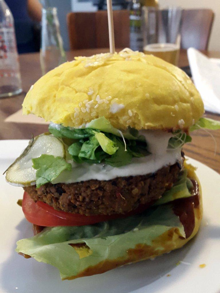 Mihiderka - Burger klasyczny