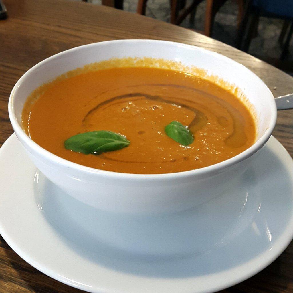 Mihiderka - Krem z pomidorów