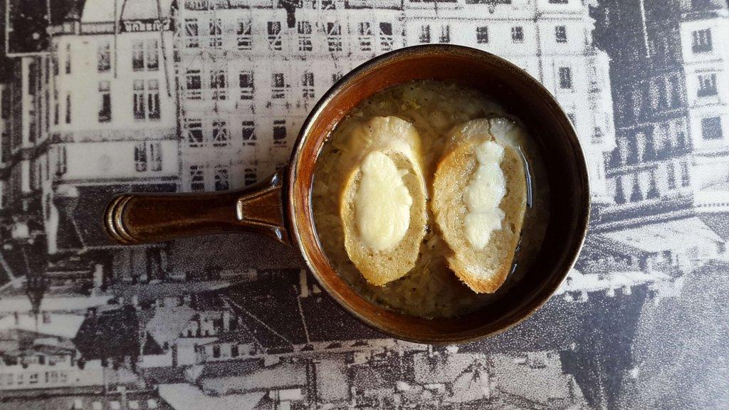 Nowy Browar - Zupa Cebulowa