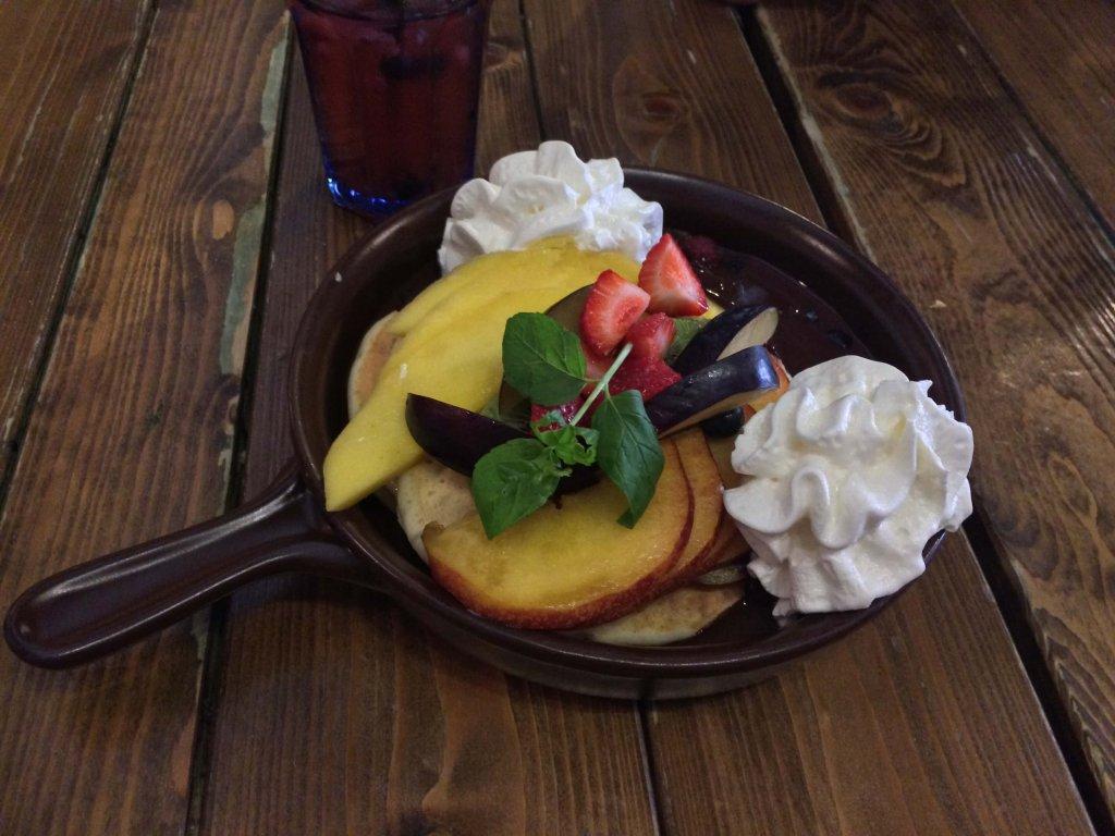 Central Cafe - Pancake