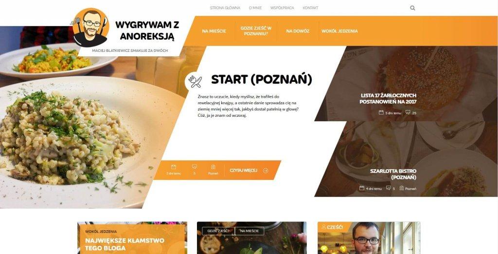 10 blogów na gastronomiczne podboje - WZA