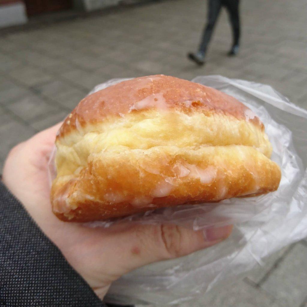 Pączki - Cukiernia Europejska