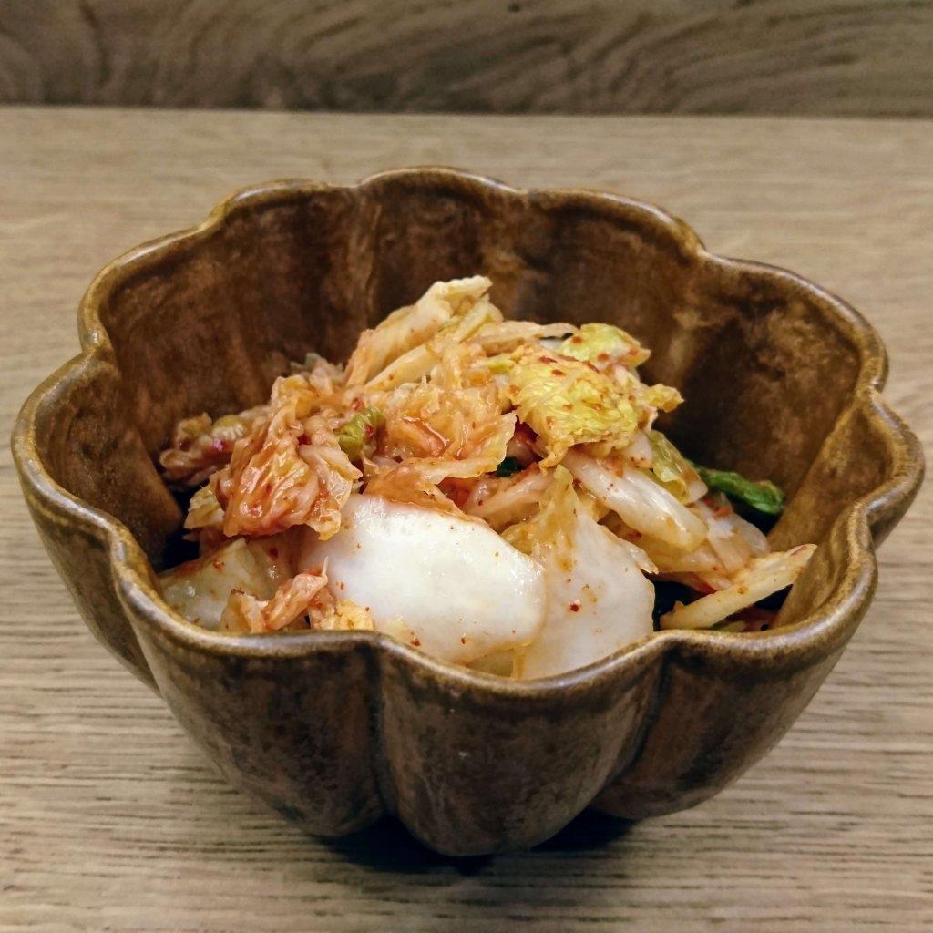 ka udon bar - kimchi