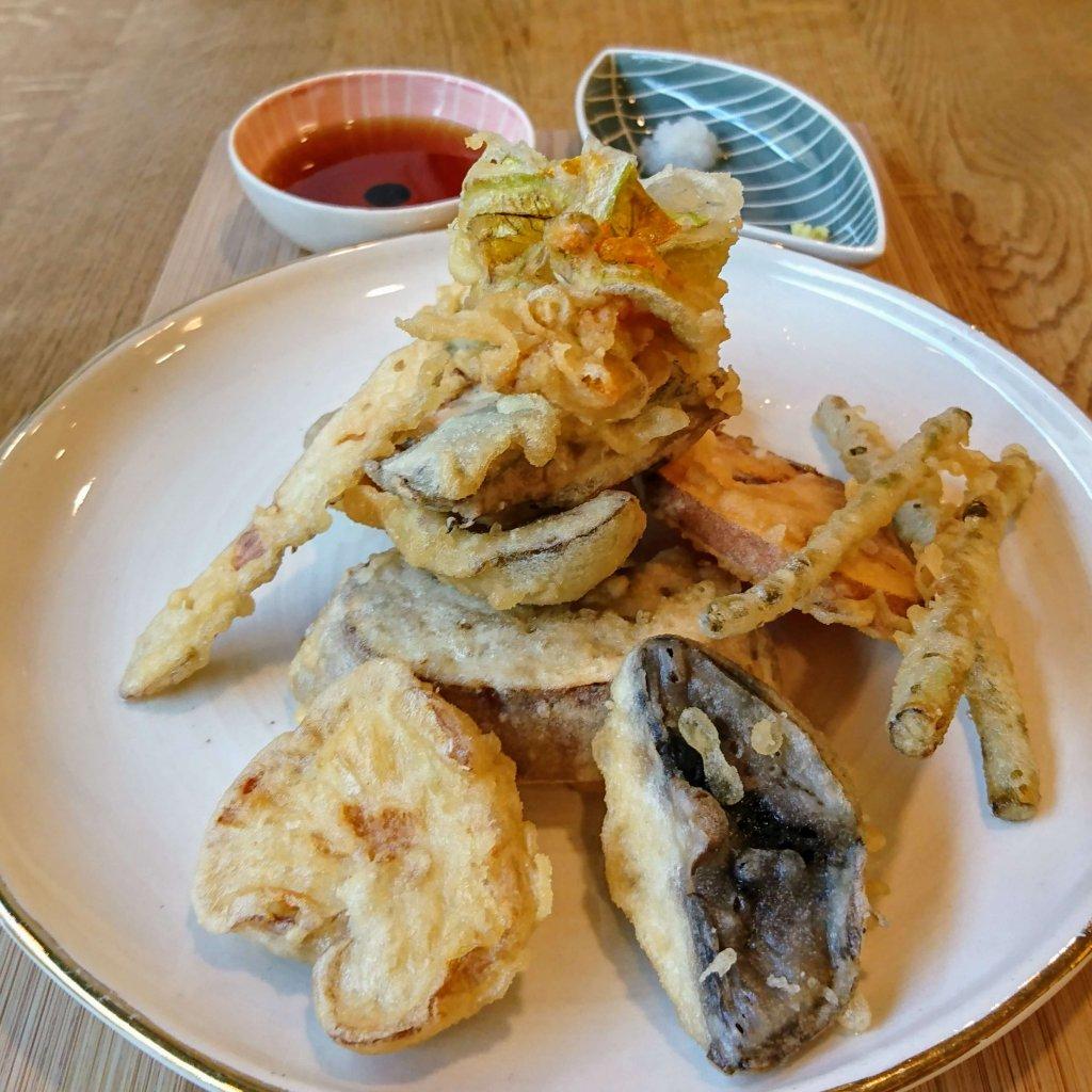 ka udon bar - tempura
