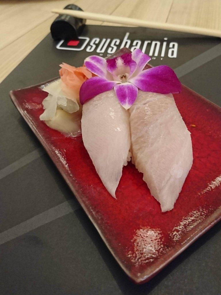 susharnia sushi bar - bluefin tuńczyk
