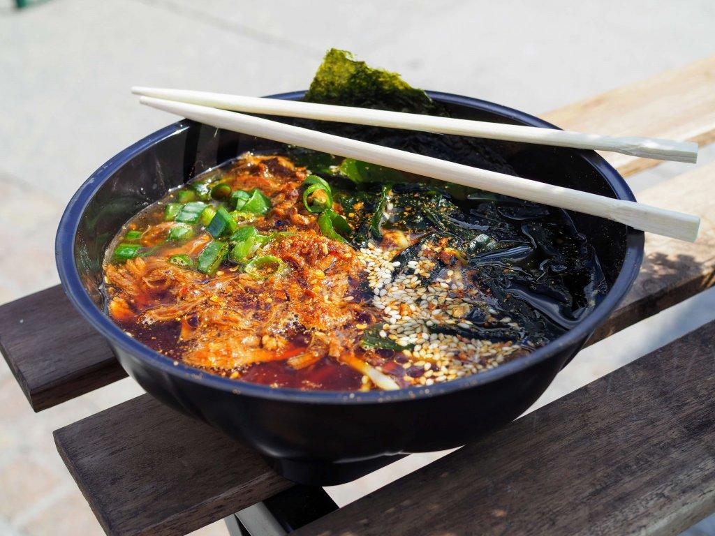 Akita Spicy Love