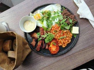 kofeina corner - english breakfast