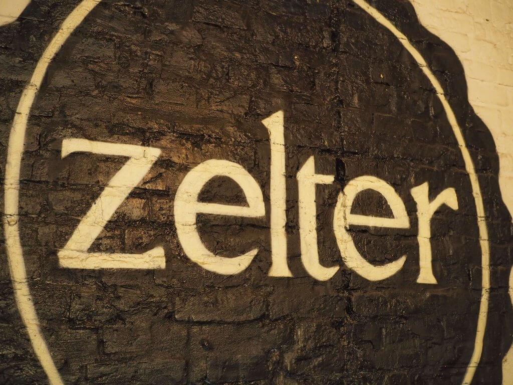Zelter - Cover