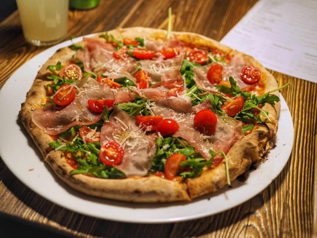 Pizza z Pieca - Fiocco