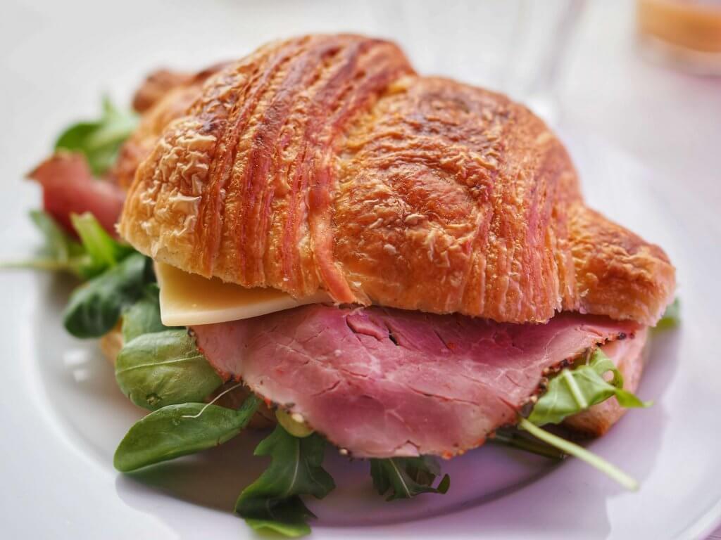 Lokal Bakery - Croissant Pastrami