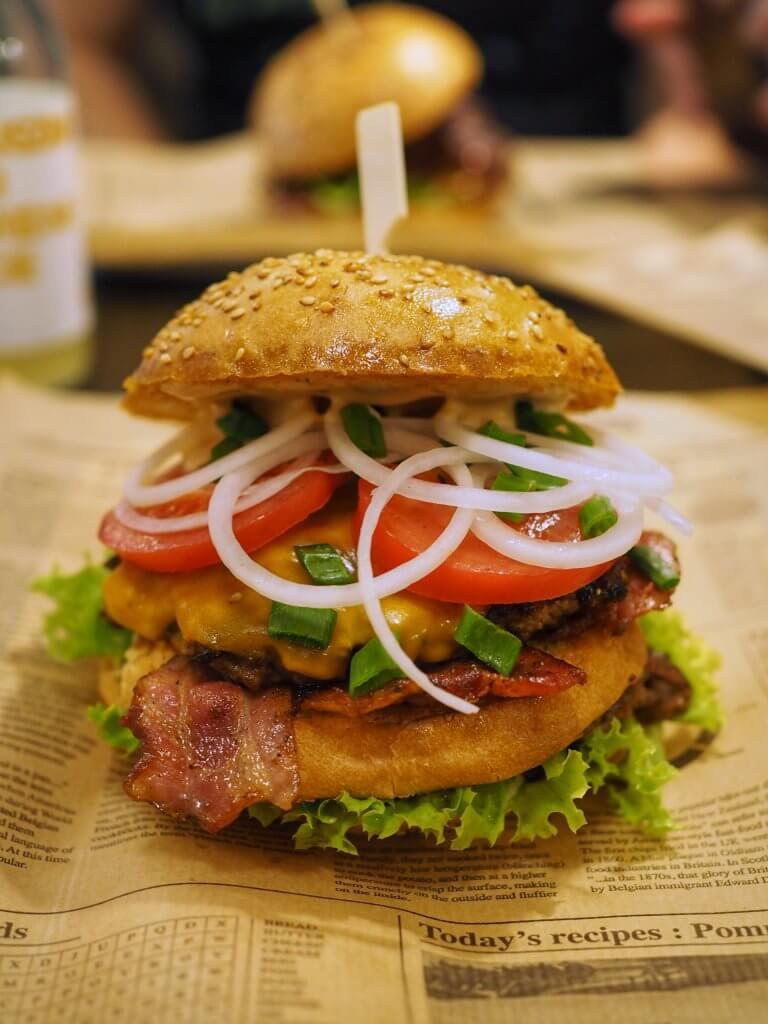 Burgery - Burgi - Big B