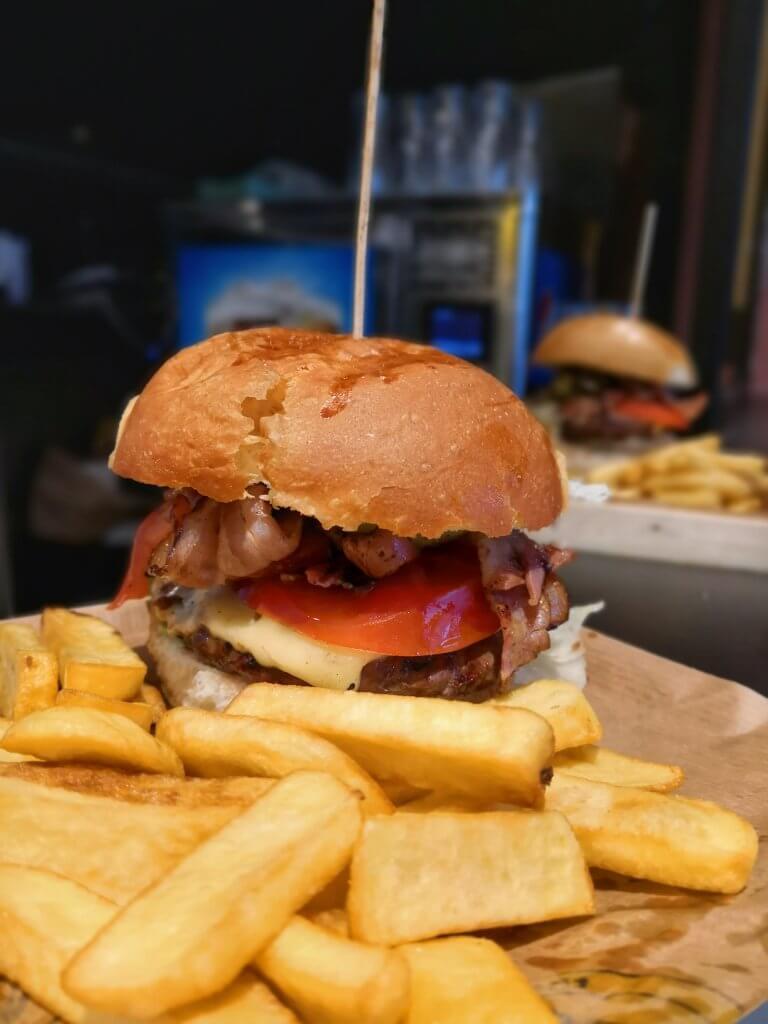 Burgery - Mad Mick