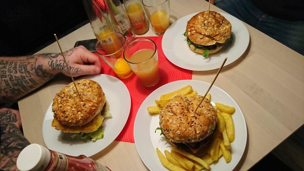 Burgery - Red Habanero