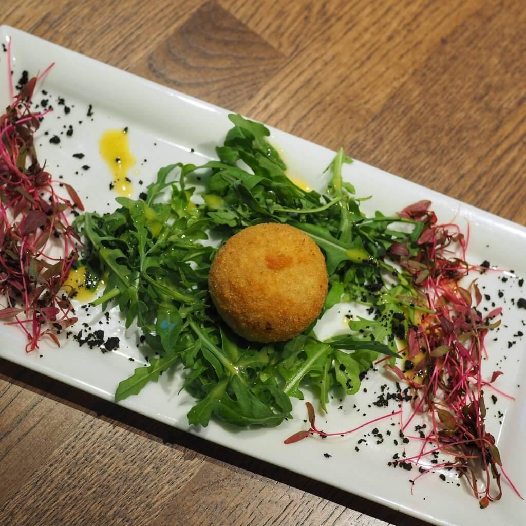 Albenca - Croqueta de jamon