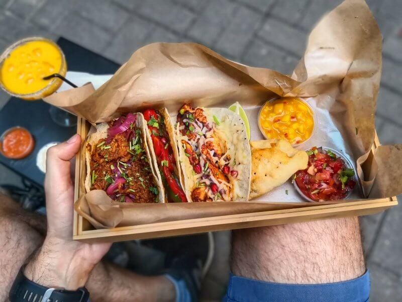 Biała Małpa Mexico - Tacos
