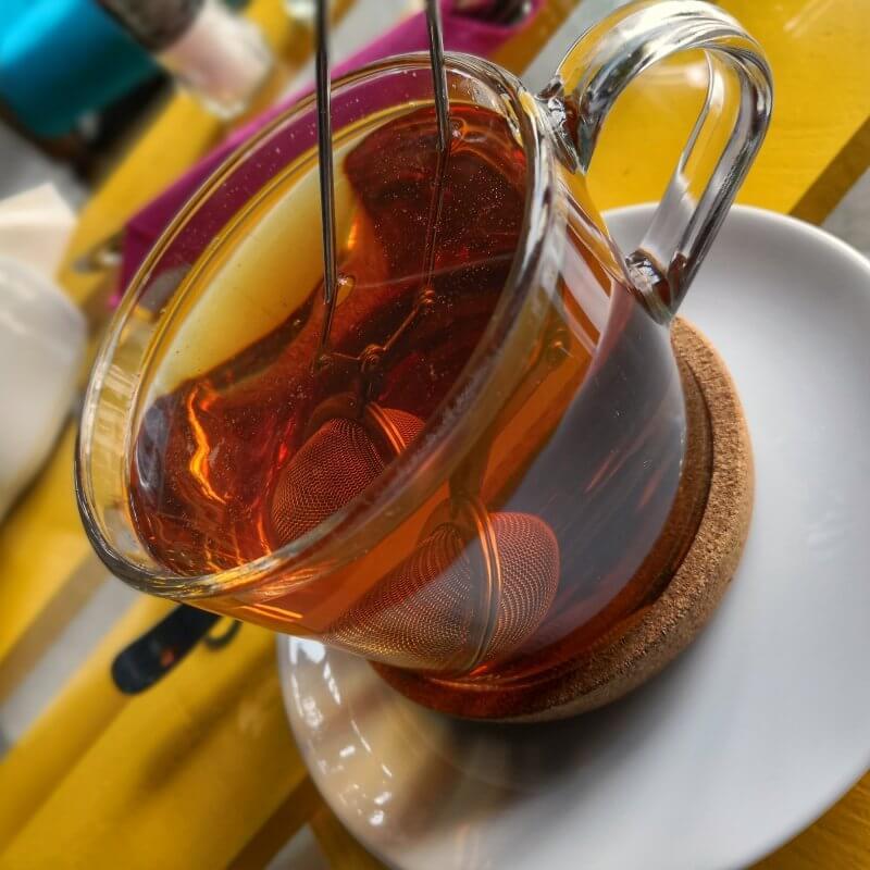 Kawosz - Herbata