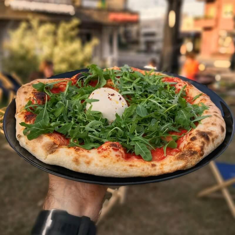 Przyjemność - pizza