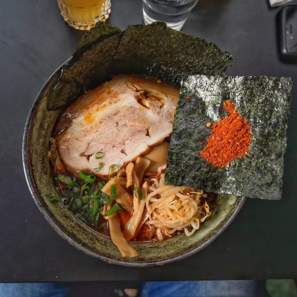 Ramen People - Spicy Chashu