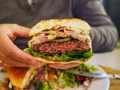 Najlepsze Lokale 2018 - Karakter - Burger