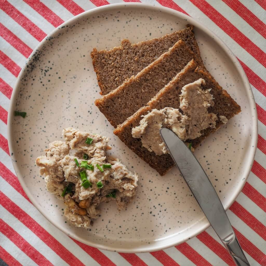 NutriDieta - Pasta z makreli
