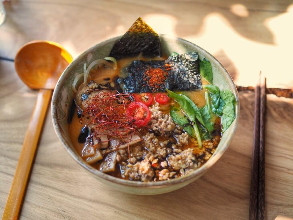 Madara Spicy Miso