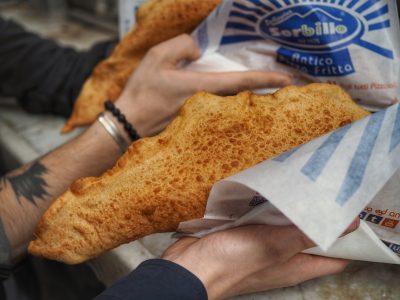 Neapol - Gino Sorbillo Pizza Fritta