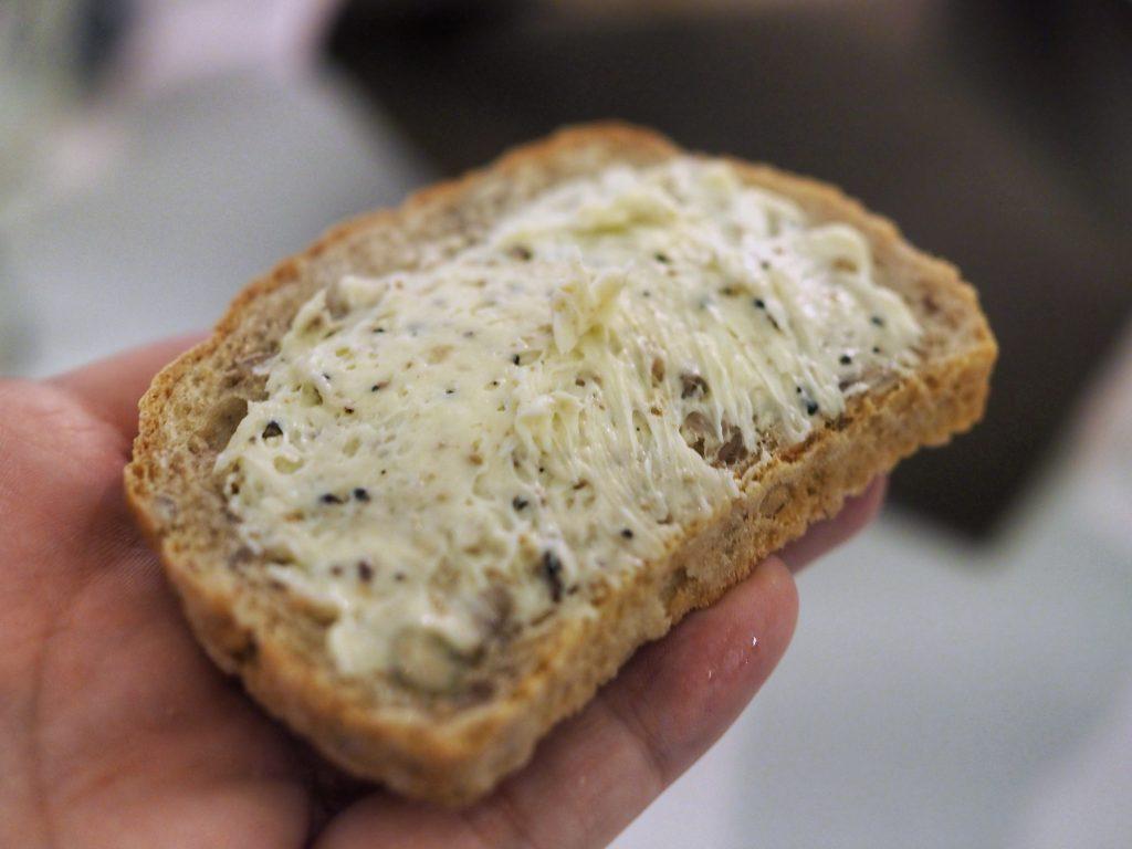 Umami - Chleb z masłem truflowym